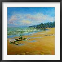 Framed Sand Cove Bay