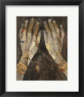Framed Hands of Time I