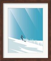 Framed Lapland No Words