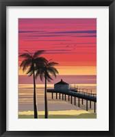 Framed California No Words