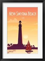 Framed New Smyrna Beach