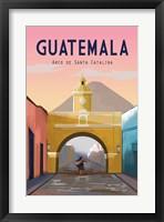 Framed Guatemala