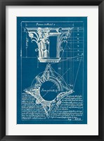 Framed Architectural Drawings I Blueprint