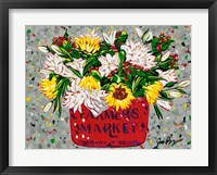 Framed Country Florals