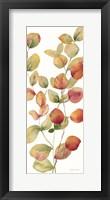 Fall Botanical Panel I Framed Print