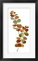 Fall Inspiration panel I Framed Print