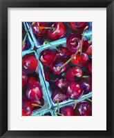 Framed Cherry Carton