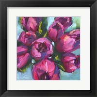 Framed Tulip Bounty