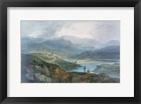 Framed Lake, Scotland, 1801-1802