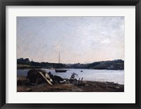 Framed Mouth of the River, 1868