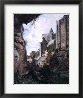 Framed Castle, 1882