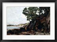 Framed Douarnenez, 1884