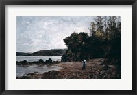 Framed Le Ris, 1864