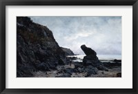 Framed By the Rocks at Low Tide, 1878