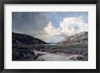 Framed Saint-Anne-la-Palud, 1863