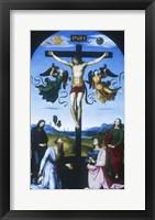 Framed Mond Crucifixion, c1530