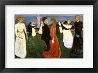 Framed Dance of Life, 1899-1900