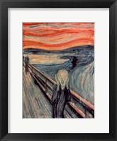 Framed Scream, 1893