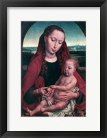 Framed Virgin and Child, c1453-1494