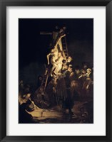 Framed Descent From the Cross, 1634
