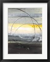 Horizon Balance IV Framed Print