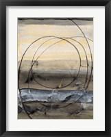 Horizon Balance II Framed Print