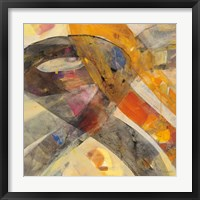 Boundless Energy I Framed Print