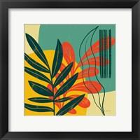 Mid Century Modern I Framed Print