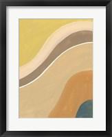 Flowing II Framed Print