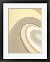In the Groove I Framed Print