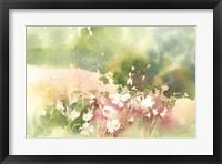 Framed Floral Field