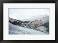 Framed Iceland Hills I