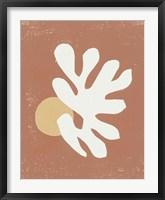 Matisse Homage III Framed Print