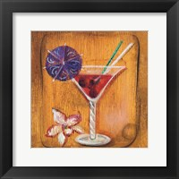 Cheers VII Framed Print