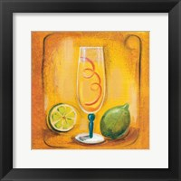 Cheers VI Framed Print