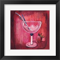 Cheers III Framed Print