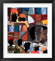 Framed 1961 Freedom Riders