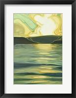 Framed Sun-Kissed Waves II