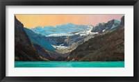 Framed Lake Louise Summer
