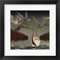 Framed Turning the Tide