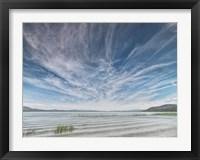 Framed Sky Lake