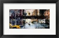 Framed PARK-West 23rd Street High Line