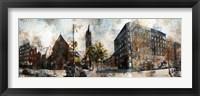 Framed 5th Avenue & West 127th Street