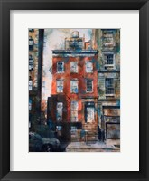 Framed Hold Out, 111 W. 13th Street
