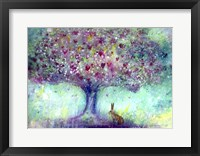 Framed Hare And The Magical Tree