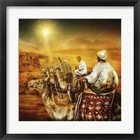 Framed Three Wise Men