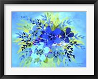 Framed Flowers P29