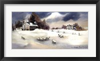 Framed Brians Barn