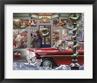 Framed Last Minute Christmas