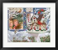 Framed Home for Christmas